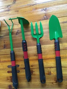 Digging tools 4 in 1 multifunction garden tool set names