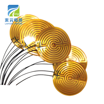 Customized Thin Film Polyimide Thermofoil Flexible Heaters