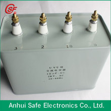 High Voltage Oil Filled Capacitor For UV Lighting