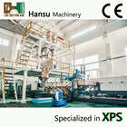 China good quality CO2/Freon XPS polystyrene foamed board extruded production line/xps extruder line