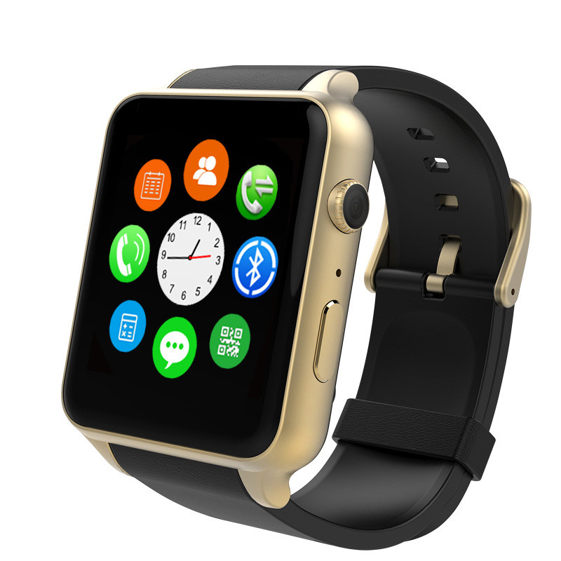 Bluetooth MTK smart phone watch GT88 cheap u watch upro smart watch phone
