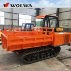 Big Discount Mini 2 tons Crawler Track Dumper Dimension From Chinese Dump Manufacturer