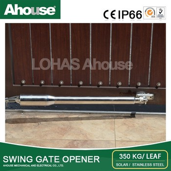Ahouse automatico patio door opener-EM (CE e IP66)