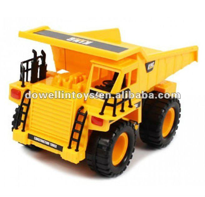 HOT !!!Electric 1:22 King Force Big RTR RC Construction Dump Truck For Sale