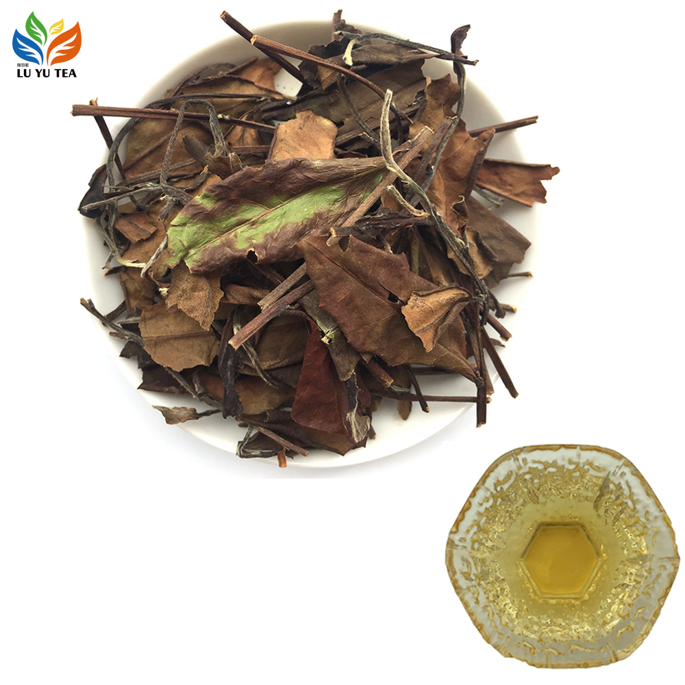 Chinese High Quality Wholesale Fuding White Tea Loose Leaf With Premium Slimming White Tea - 4uTea | 4uTea.com