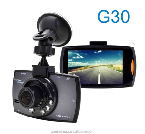 "Hot sale Dash cam Original G30 Car DVR Full HD 1080P Car Camera Video Recorder 2.7"" 170 G-sensor Night Vision Car DVRs"