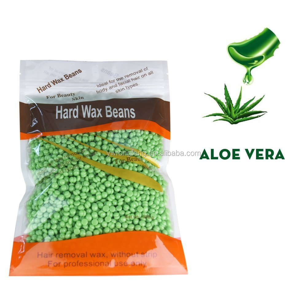 Hard Body Wax Beans Hair Removal Strip Wax Beads For Women And Men