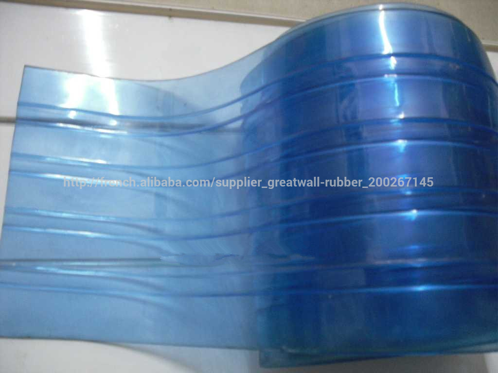 rideaux de PVC anti-froid-Feuilles en plastiques-ID de produit ...