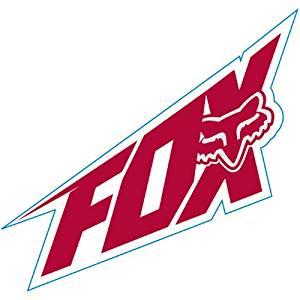 Buy Fox Racing Voltcano Single Stickers Motocross Motorcycle Graphic