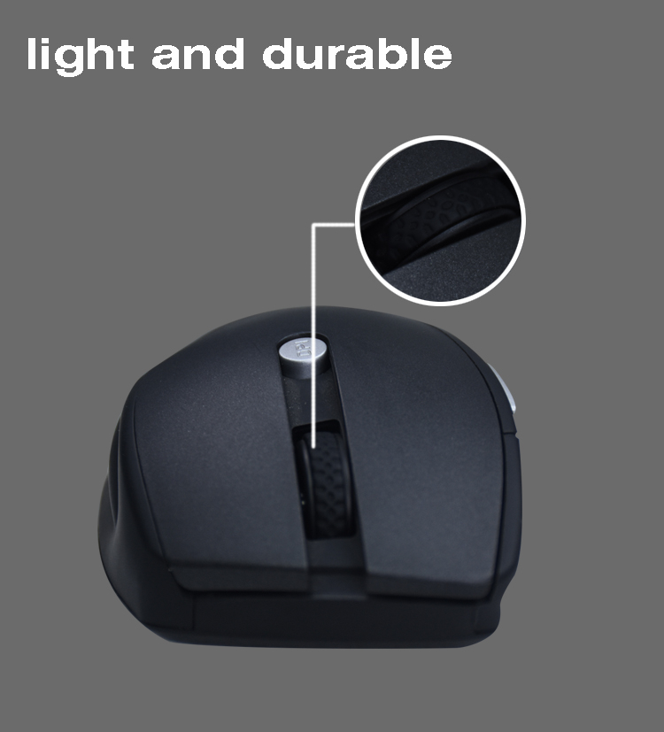 Computer accessories usb wireless optical custom computer mouse