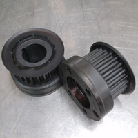 CK Sprocket assembly crankshaft pulley