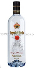 Legend of Sibiria - Russian Vodka