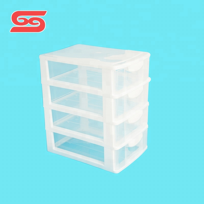 Small Plastic Drawer Storage Box