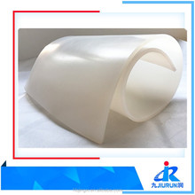 High Temperature Transparent White Silicone rubber sheet