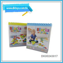 Box <span class=keywords><strong>Verpackung</strong></span> 30 Stücke <span class=keywords><strong>Blöcke</strong></span> DIY Spielzeug Set Mit EN71 ASTM Zertifikat