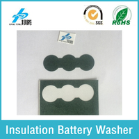 18650 Battery Washer Negative Lithium Battery Spacer 3P Insulation Shim