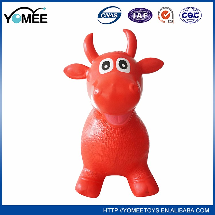 New Design Inflatable Jump Horse