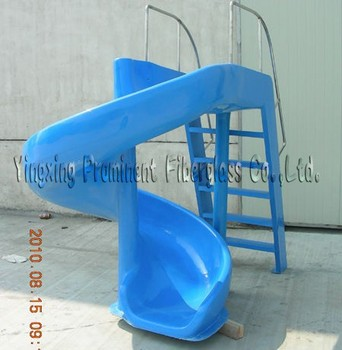 Curved slide playground slide buy curved slide playground slide curve wave slide fiberglass - Tobogan para piscina segunda mano ...