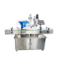 SM-1000C-2 New arrival automatic filler and capper for nail polish oil