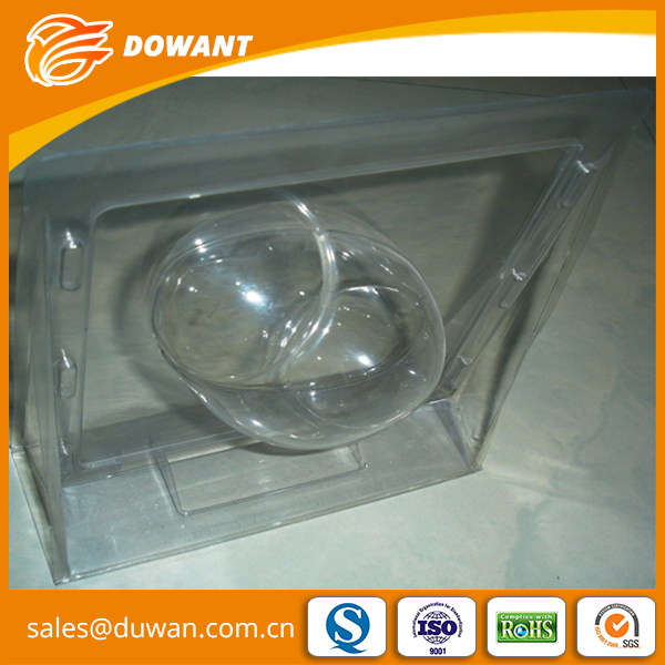 Factory supply clear plastic blister package