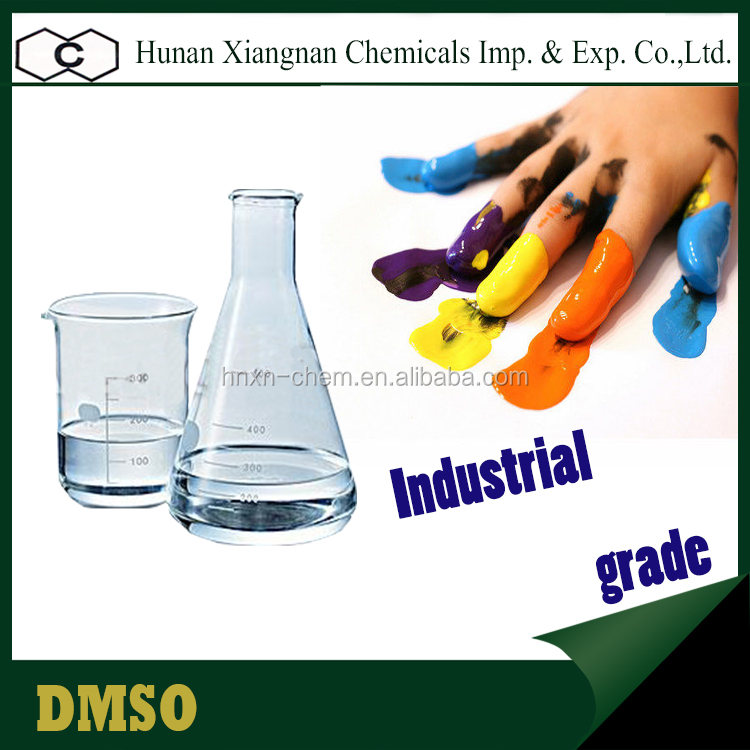 Dyestuff Intermediates industrial Type Dimethyl sulfoxide DMSO