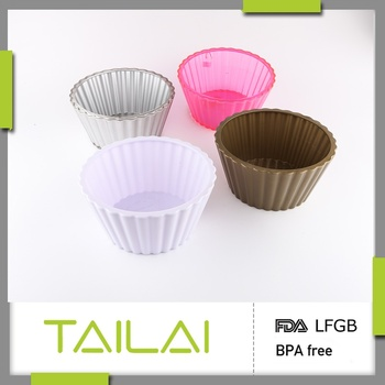 High quality practical personalized large plastic bowls
