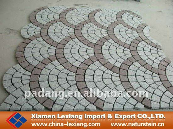 paving natural stone building material