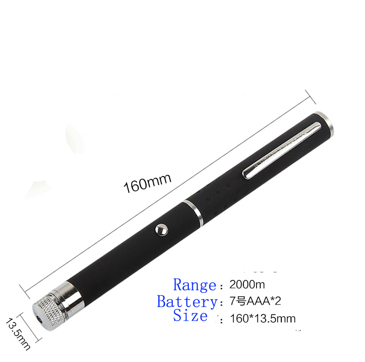Quality 10mw power green laser pointer, green beam pen laser pointer cheap 5mw green laser pen light with gift box
