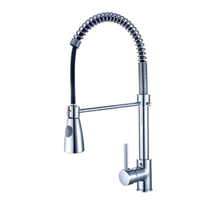 FLG Competitive Price mixer Wholesale Commercial kitchen sink mixer tap