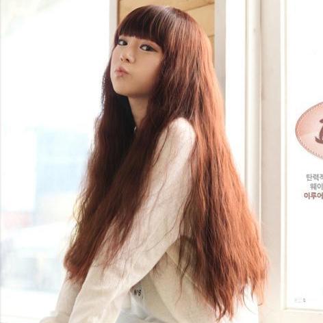 Astonishing Korean Hairstyles For Long Hair Hairstyle Pictures Short Hairstyles Gunalazisus