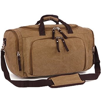 31940375d1 Durable traveling luggage men designer canvas duffle bag for wholesale