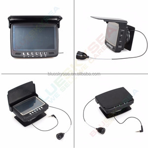 "15m 4.3"" LCD Monitor Underwater Ice/Sea Fishing Camera Night Vision Fish Finder"