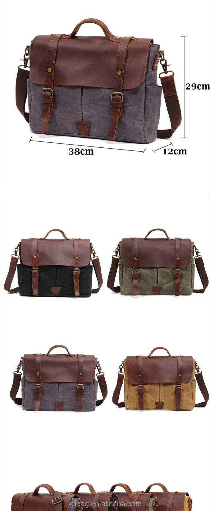 wholesale China shop online leather laptop bag men's computer leather bag handbags for men genuine leather