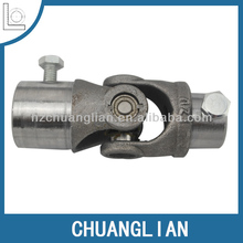 precision flange yoke with universal joint