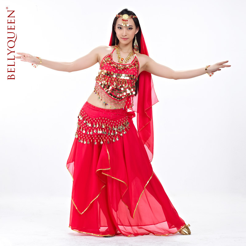 costume Deluxe ruby belly dancer