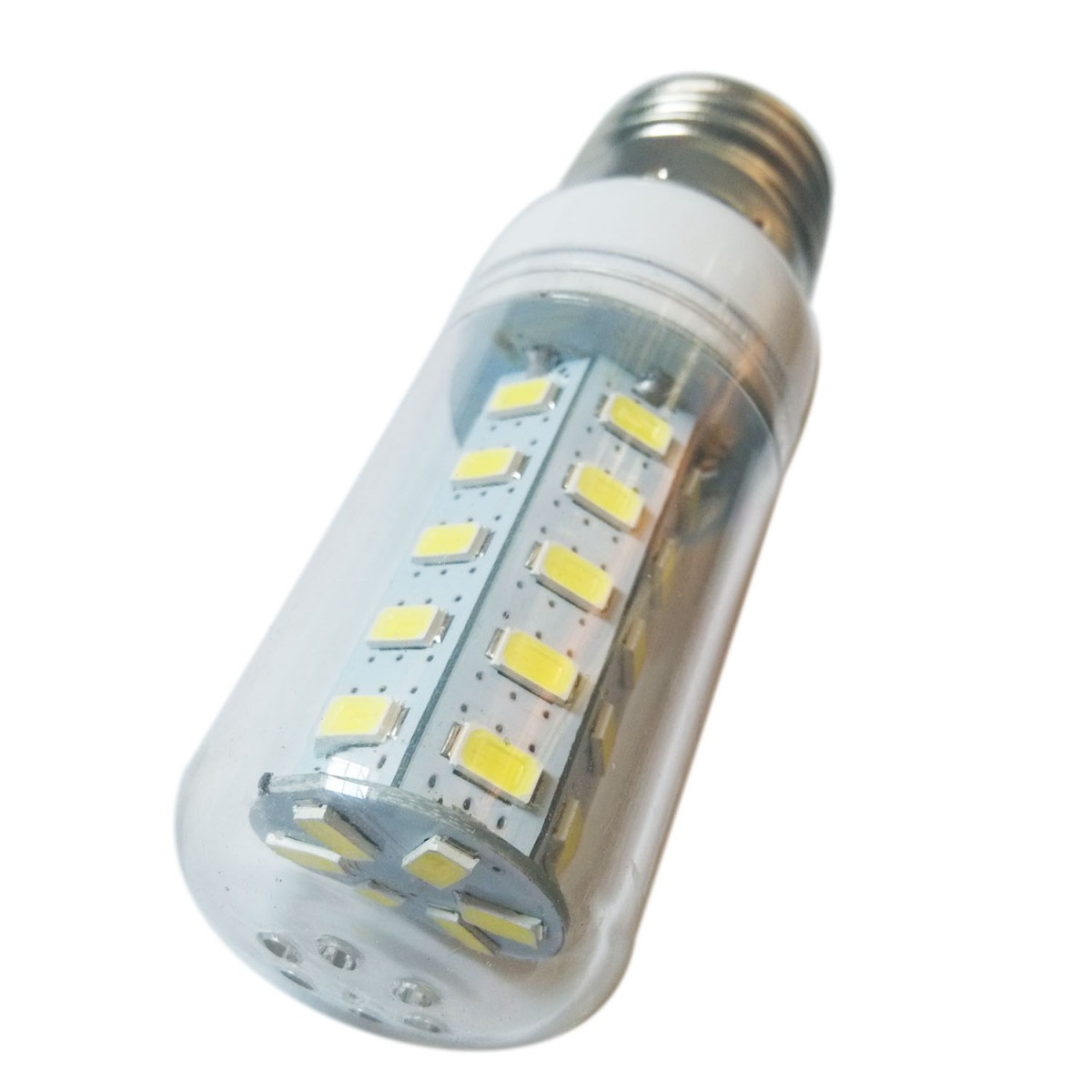 High Quality Led Light Bulb E27 Led Lamp SMD5730 220V 5w 6w Corn Led Bulb Lampada Led Chandelier Candle Lighting