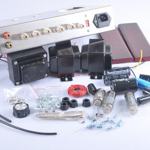 Class A 6N2 6P1 Tube Amplifier HIFI Valve Amp DIY Kit