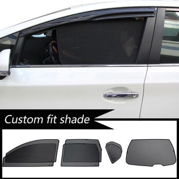Car Window Shades >> Custom Fit Shade Mesh Car Window Blinds For Pajero Buy Window Blinds Mesh Window Blinds Car Window Blinds Product On Alibaba Com