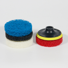 Grout Tegel Boor Borstel Power <span class=keywords><strong>Scrub</strong></span> Cleaning Bad Cleaner Attachment Kit