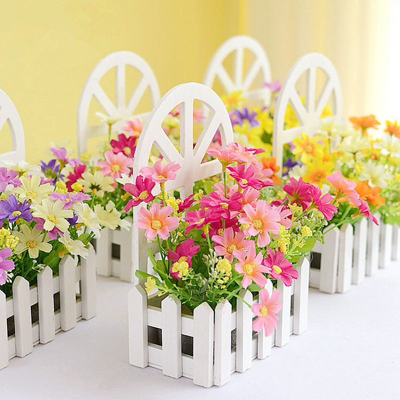 Aliexpress.com : Buy Wall Fence Kit Pastoral Artificial