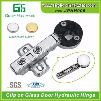 Newest hottest soft close surface mounted door hinge