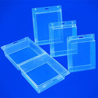 Good quality clear PVC cheap clamshell packaging