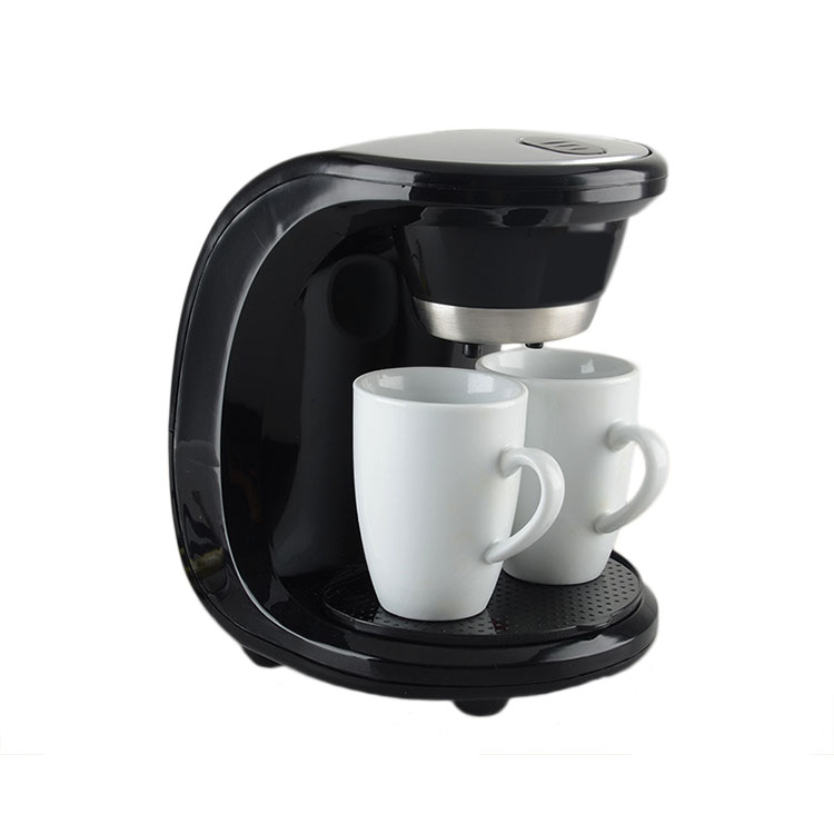 2020 Amazon Top Seller Hot New Product Single Double Cup Mini Automatic Espresso Steam Drip Coffee Maker Machine Office Tool