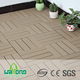 Eco timber WPC foam Board outdoor balcony deck tile