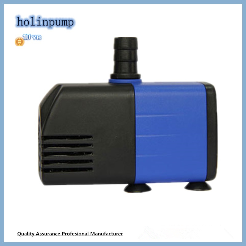 Electric Power Submersible Filter Aquarium Water Pond Pump Hl ...
