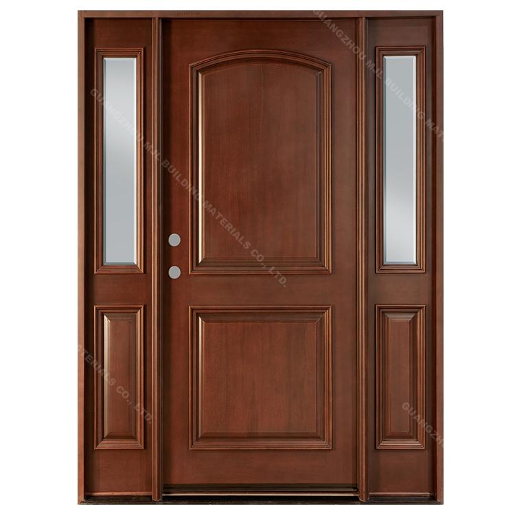 Kerala Design Outdoor Finished Teak Wooden Main Door Frames Designs ...