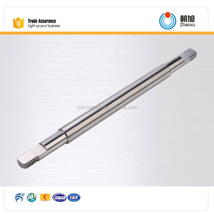 CNC machining Machinery part Drive shaft for Brush cutter