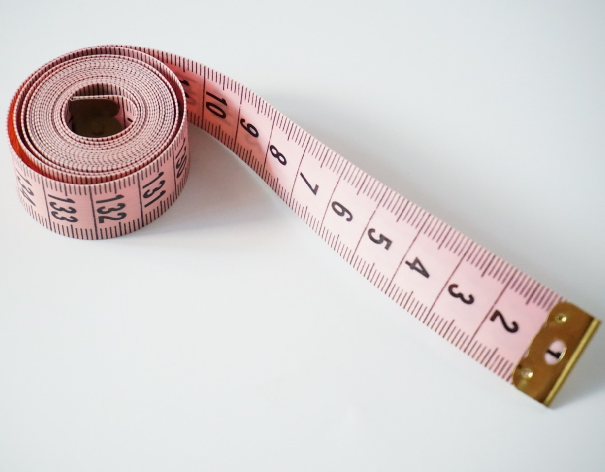 Measuring Tape 150cm / 60 inch Waterproof Sewing Body Tape Measure With Custom Logo