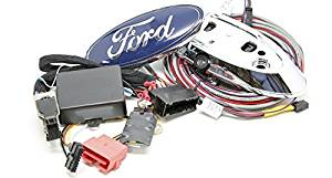 """AIE - Rear Camera Interface Kit for (2013-2016) FORD Truck w/4.2"""" LCD Radio Display - w/Factory Style Emblem Camera"""