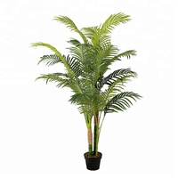 Factory Direct Sale 1.5m Hawaii Palm Tree Plants Artificial